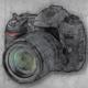 Techno Sketch Photoshop Act-Graphicriver中文最全的素材分享平台
