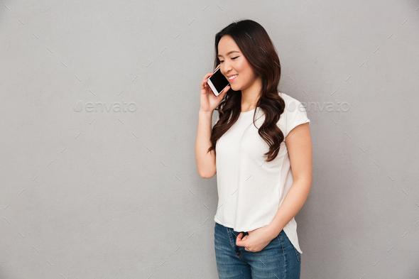 Asian girl t mobile