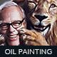 Premium Oil Painting-Graphicriver中文最全的素材分享平台