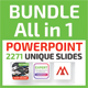 Bundle Powerpoint Template-Graphicriver中文最全的素材分享平台