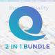 2 in 1 Bundle Quality Power-Graphicriver中文最全的素材分享平台