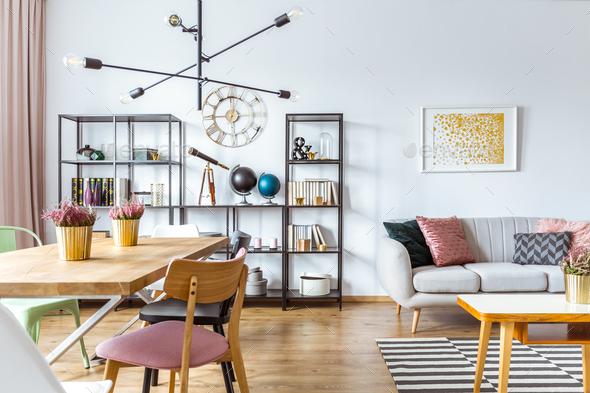 Multifunctional Living Room Interior Stock Photo By Bialasiewicz | PhotoDune