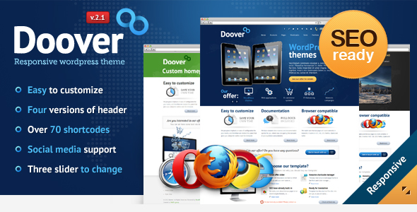 Doover WordPress Theme by muffingroup | ThemeForest