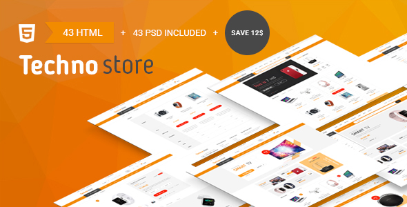 techno store electronic ecommerce html template retail site templates