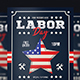 Labor Day Flyer-Graphicriver中文最全的素材分享平台