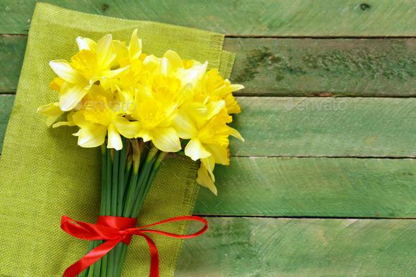 Flowers daffodils stock photo by dream79 photodune mightylinksfo