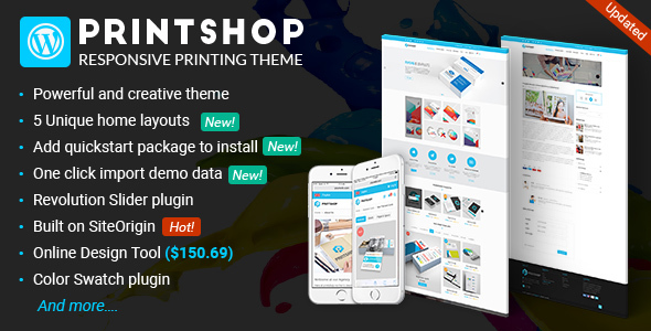 Printshop - WordPress Responsive Printing Theme by netbaseteam ...