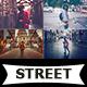 Street Fashion Photoshop Ac-Graphicriver中文最全的素材分享平台