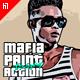 Mafia Painting Art CS6 &amp-Graphicriver中文最全的素材分享平台
