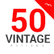 50 Vintage Actions-Graphicriver中文最全的素材分享平台
