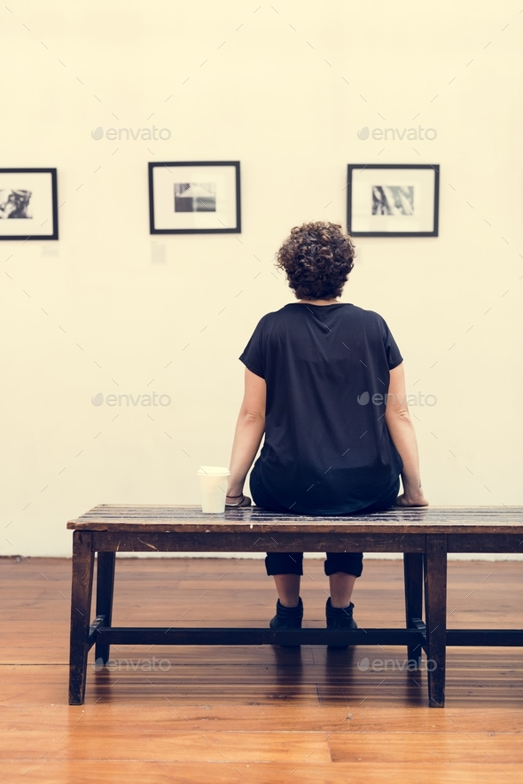 People looking at frames in an exhibition Stock Photo by Rawpixel ...