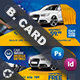 Car Wash Business Card Temp-Graphicriver中文最全的素材分享平台