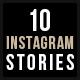 Instagram Stories-Graphicriver中文最全的素材分享平台