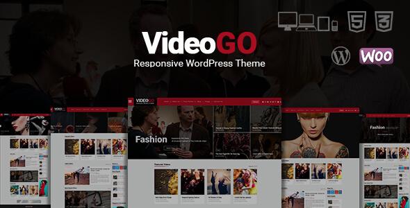 VideoGo - Video Responsive WordPress Theme by CrunchPress | ThemeForest