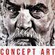 Concept Art Photoshop Actio-Graphicriver中文最全的素材分享平台