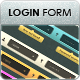 Unique and Modern Login Form