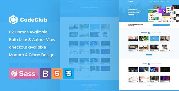 产品展示:HTML5模板(技术)