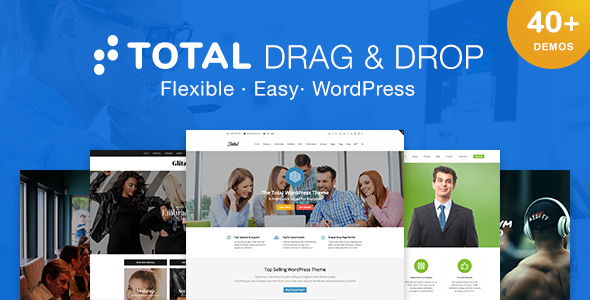 Total - Responsive Multi-Purpose WordPress Theme by WPExplorer ...