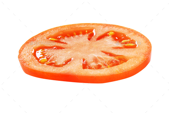tomato slice isolated stock photo by ha4ipuri photodune