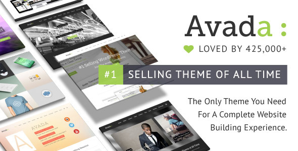 Avada | Responsive Multi-Purpose Theme by ThemeFusion | ThemeForest