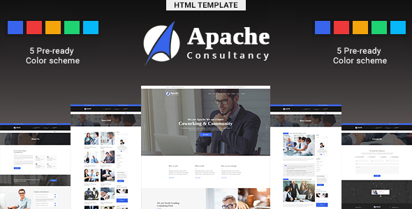 Apache business consulting html template by creativegigs themeforest apache business consulting html template corporate site templates cheaphphosting Image collections