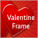 Decorative Valentine Frame