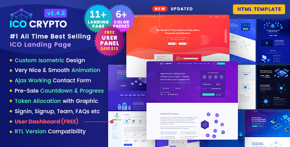 ICO Crypto - Bitcoin & Cryptocurrency ICO Landing Page HTML Template on free design your dream home, free virtual home design, 3d mansion design, architect home design, free design programs, houzz home design, free design your own kitchen, design home design, free foreclosed home listings, interior design, photoshop home design, modern house design, exterior home design, self-sustaining home design, this home app design, cat home design, free software home design, make a 3d design, 3ds max home design, blender home design,