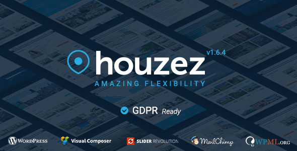 Houzez - Real Estate WordPress Theme by favethemes   ThemeForest