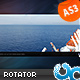 Resizable Slideshow Image Rotator AS3