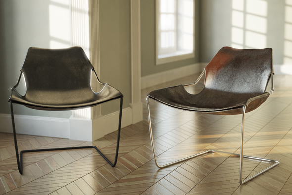 Paulistano armchair by Paguthrie
