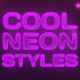 Elegant Neon Effects & Styles