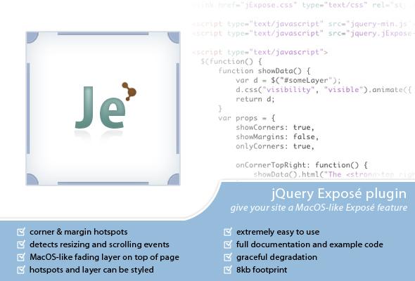jExpose CodeCanyon