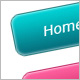 Colorful Rounded Navigations with XHTML/CSS