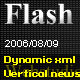 Dynamic xml news with vertical move effect 