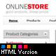 Classic Online Store HTML - ThemeForest Item for Sale