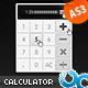 Flash Calculator AS3