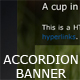 Acupirt ACCORDION BANNER