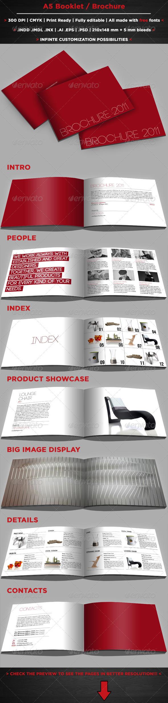 Impressive Templates for Brochures