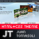 Html + CSS + jquery Real Estate theme - ThemeForest Item for Sale
