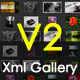 Dynamic multi xml image gallery v2