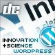 Innovation+Science WordPress Edition Theme - ThemeForest Item for Sale