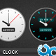 Flash Analog Clock 03 AS3