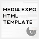 Media Expo - HTML Business Template - ThemeForest Item for Sale