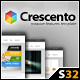 Crescento - Business and Portfolio Theme - ThemeForest Item for Sale