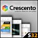Crescento - Business and Portfolio Theme - ThemeForest Item for Sale