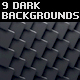 DARK Backgrounds - GraphicRiver Item for Sale