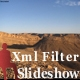 Xml slideshow image filter /custom size