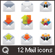 Qicon series | Web and Mail icons