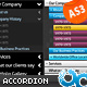 Unlimited Levels Accordion Menu AS3