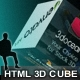 Image 3D Cube Menu Xml/Html